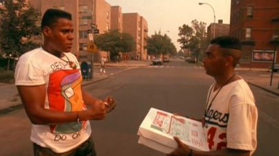 Oeuvre: Spike Lee: Do the Right Thing