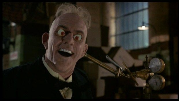 Who Framed Roger Rabbit - Christopher Lloyd as Judge Doom