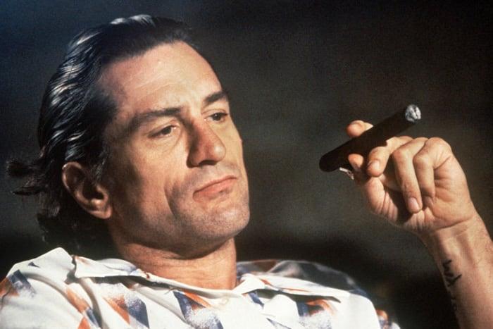Cape Fear (1991) - Robert DeNiro as Max Cady