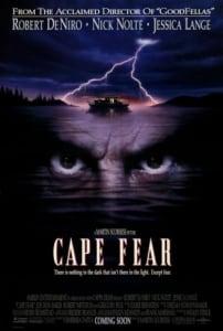 Cape Fear 1991 - Robert De Niro, Nick Nolte