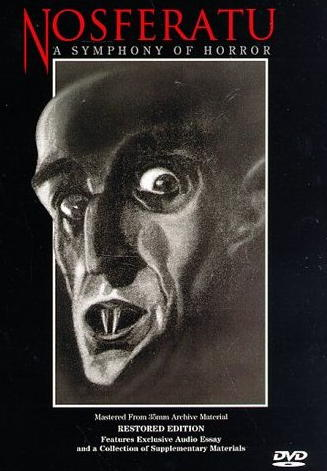 Nosferatu: A Symphony of Horror by F.W. Murnau (1922)