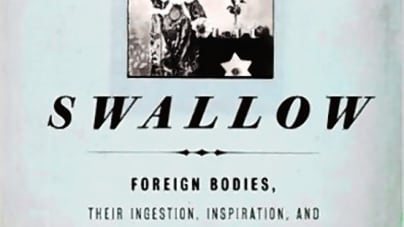 Swallow: Foreign Bodies, Their Ingestion, Inspiration, and the Curious Doctor Who Extracted Them: by Mary Cappello