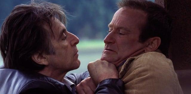 Insomnia 2002 - Al Pacino and Robin Williams