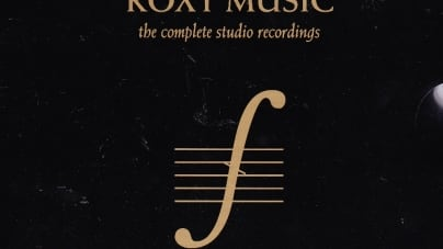 Roxy Music: The Complete Studio Recordings 1972-1982