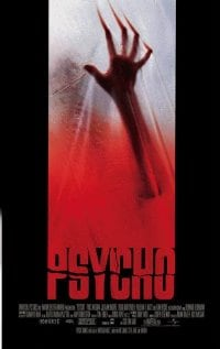 Psycho 1998 movie poster