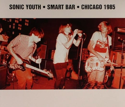 Sonic Youth: Smart Bar Chicago 1985