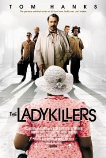 The Ladykillers 2004 poster