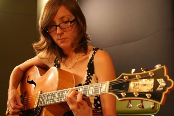 Interview: Mary Halvorson, Pt. 1