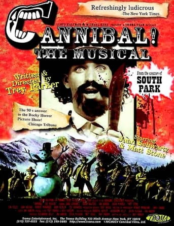 Shpadoinkle: The Making of Cannibal! The Musical: by Jason McHugh