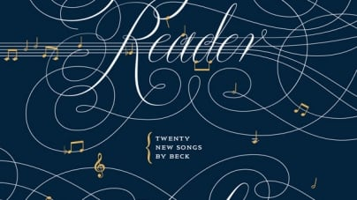 Song Reader: by Beck