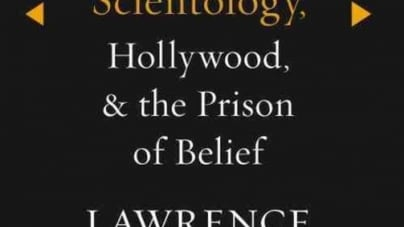 Going Clear: by Lawrence Wright