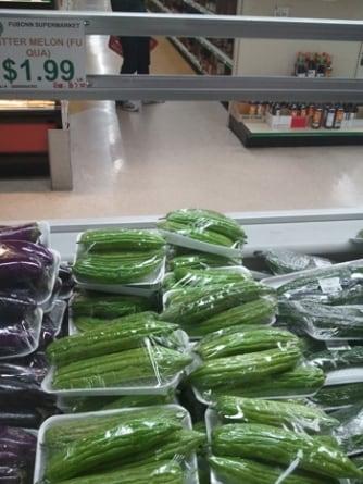 Twitter Challege: Bitter Melon