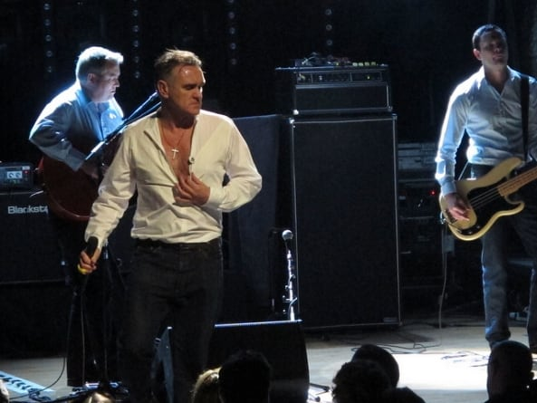 Concert Review: Morrissey