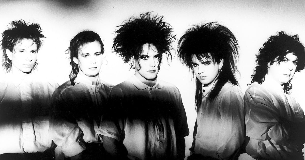 13 Best Goth Albums of All Time - Spectrum Culture