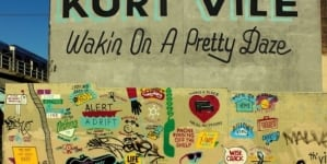 Kurt Vile: Wakin on a Pretty Daze