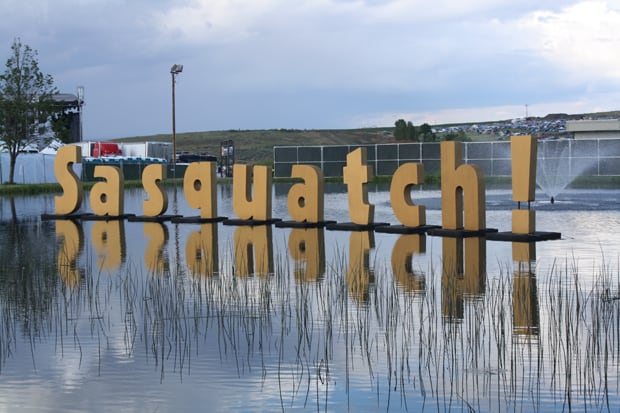 Sasquatch 2013: 2 Fast, 2 Furious, 2 Much