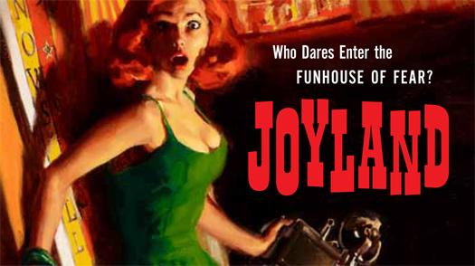 Joyland: by Stephen King