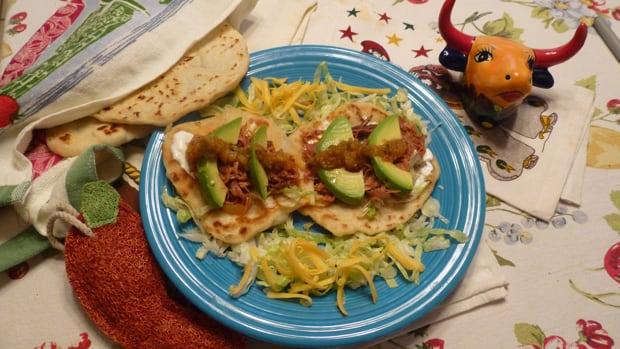 Twitter Challenge: Tortillas