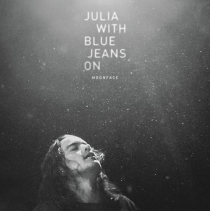 Moonface: Julia with Blue Jeans On