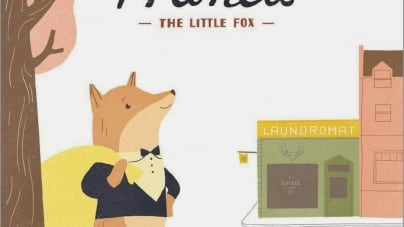 Francis, the Little Fox: by Véronique Boisjoly, illustrated by Katty Maurey