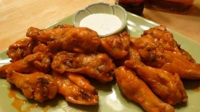 Recipe: Buffalo Wings