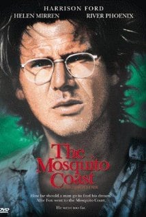 The Mosquito Coast movie poster