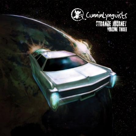 CunninLynguists: Strange Journey Volume Three