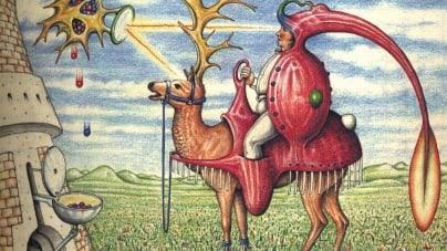 Codex Seraphinianus: by Luigi Serafini