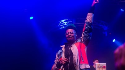 Concert Review: Danny Brown