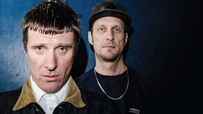 Sleaford Mods: Divide and Exit
