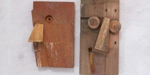 The Proper Ornaments: Wooden Head