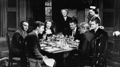 Oeuvre: Welles: The Stranger