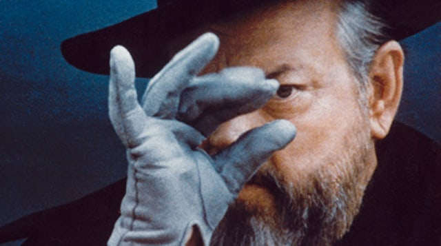 Oeuvre: Welles: F For Fake