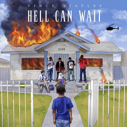 Vince Staples: Hell Can Wait