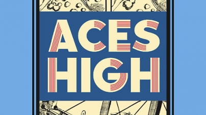 The EC Comics Library: Aces High: illustrated by George Evans, written by George Evans, Harvey Kurtzman and Al Feldstein
