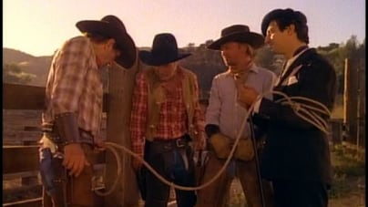 Oeuvre: Lynch: The Cowboy and the Frenchman