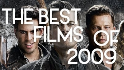 Five Years Later: The Best Films of 2009!!
