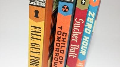The EC Comics Slipcase Volume 2 (The EC Artists' Library): by Johnny Craig, Al Feldstein, Graham Ingels, Jack Kamen