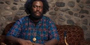 Interview: Kamasi Washington
