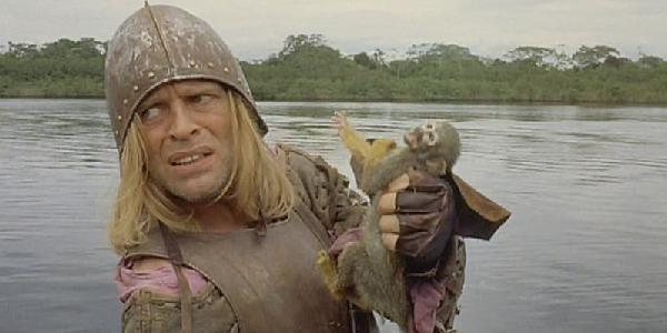 Oeuvre: Herzog's Feature Films: Aguirre, the Wrath of God