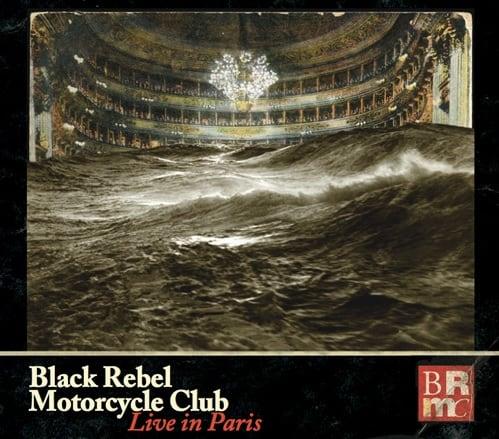 Image result for black rebel motorcycle club live in paris