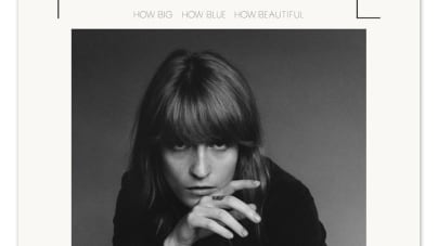 Florence and the Machine: How Big, How Blue, How Beautiful