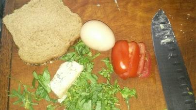 Happy Hour Breakfast Sandwich