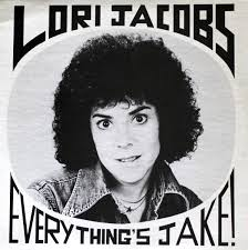 Bargain Bin Babylon: Lori Jacobs: Everything's Jake!