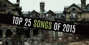 Top 25 Songs of 2015