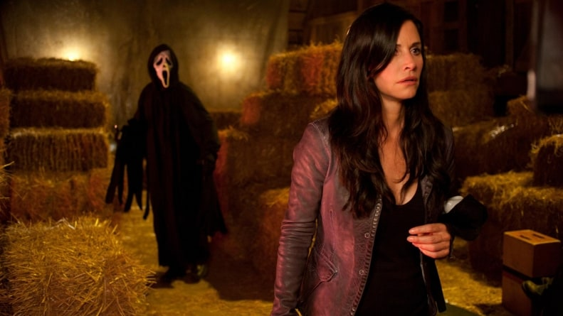 Oeuvre: Craven: Scream 4