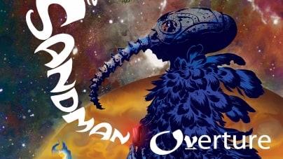 The Sandman: Overture: by Neil Gaiman