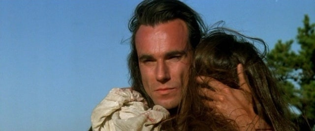 The Last of the Mohicans - 90s romance movies