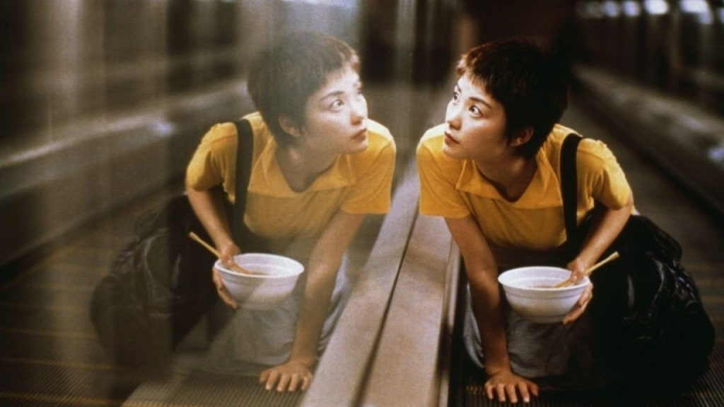 Chungking Express - 90s romance movies