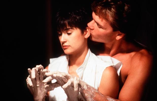 Ghost - 90s romance movies
